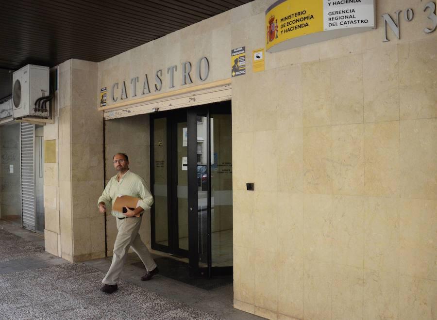 Ugt pide al ministerio que ejerza acciones legales contra for Oficina de catastro