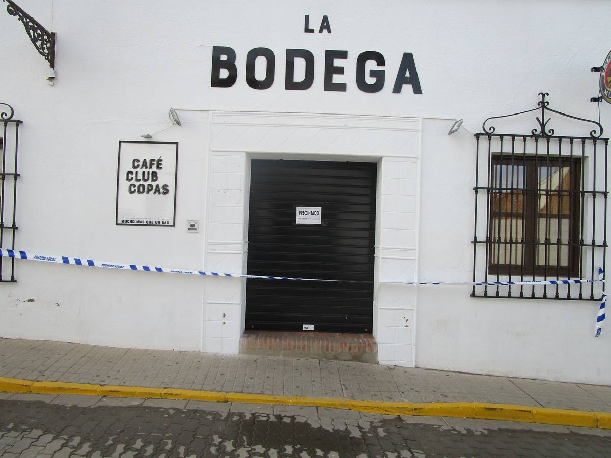 Bar la Bodega /Lucio Poves
