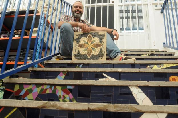 444901382 Decorar espacios públicos con mosaicos | Hoy