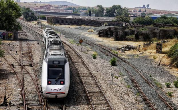 Horarios de trenes de Madrid Atocha a Cáceres