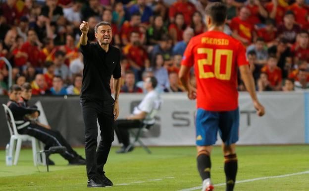 Luis Enrique  muta  a España  af5777f81644a