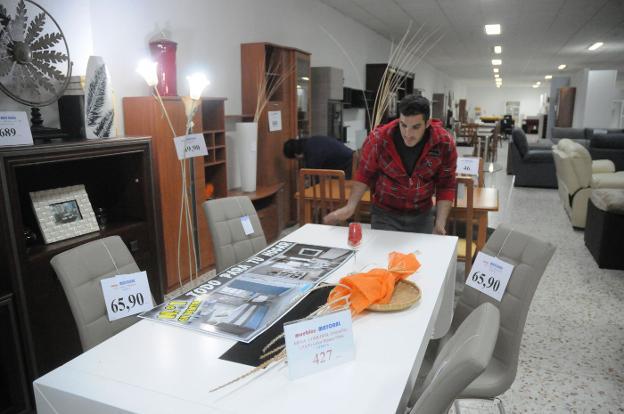 La junta renuncia a sacar un segundo renove de muebles hoy - Muebles de hoy ...