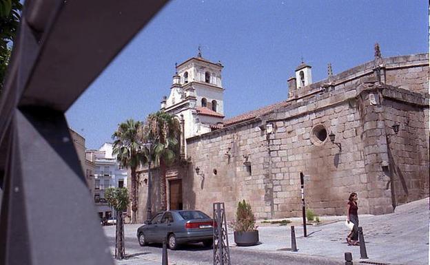 Imagen del exterior de la Concatedral. /HOY