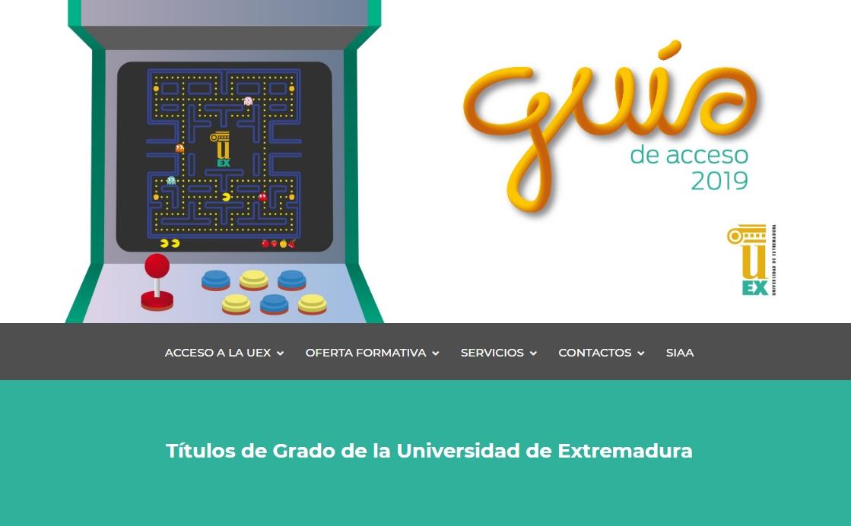 Calendario Laboral 2020 Extremadura.La Uex Presenta Su Oferta Educativa Para El Curso 2019 2020 Hoy