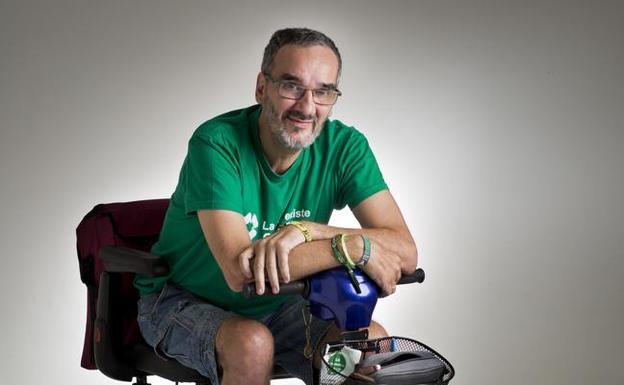 'La novela de Marco', un libro para comprender la esclerosis