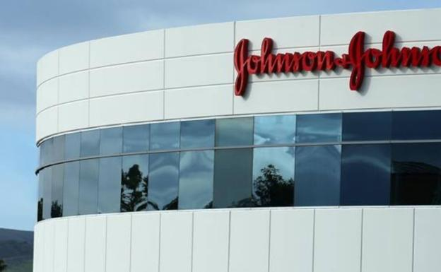 Johnson & Johnson. /Reuters