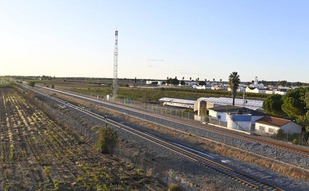 Adif inicia las expropiaciones para el acceso de la alta velocidad a Badajoz