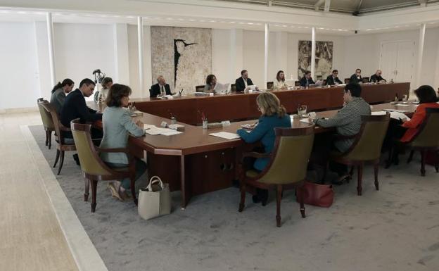 El consejo de ministros celebrado el pasado sábado /EFE