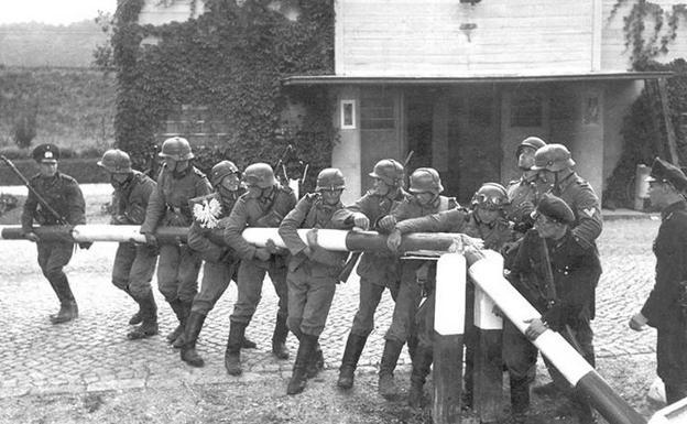 Imagen de la Segunda Guerra Mundial. /Efe