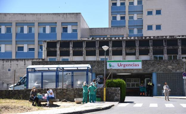 El 22 de junio de 2020 fue dado de alta del Hospital Virgen del Puerto de Plasencia el único paciente covid que quedaba en la comarca.  /HOY