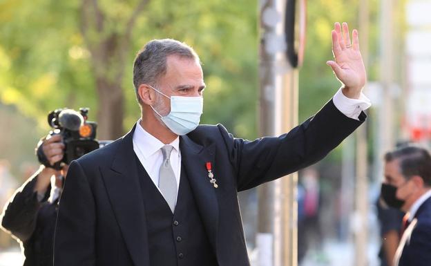 El Rey Visita Barcelona En Un Clima De Protestas Independentistas Hoy