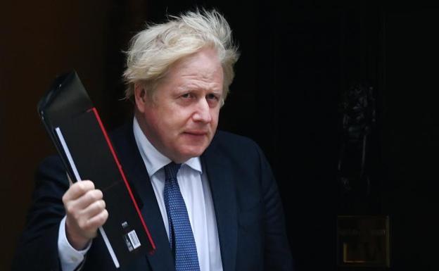 Punong Ministro ng Britain na si Boris Johnson / EFE