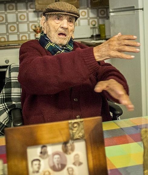 Un bisabuelo de récord | Hoy