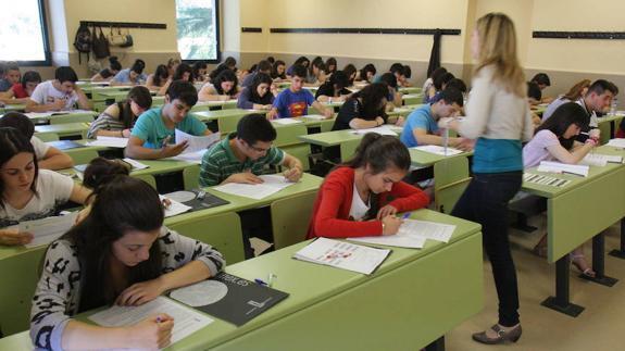 La primera reválida de cuarto de ESO la harán 2.000 alumnos los días ...